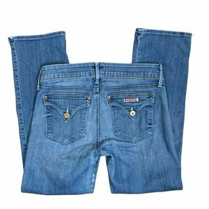 Hudson Beth Baby Boot Light Wash Bootcut Jeans